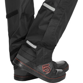 VAUDE Fluid II Pants short Size Men black